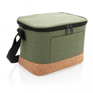 SAC ISOTHERME DOUBLE MATIERE LIEGE ISIDORE PUBLICITAIRE