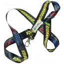 LANYARD RECYCLE PUBLICITAIRE