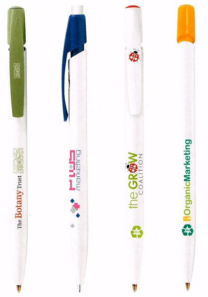 STYLO BILLE RECYCLE BIC ECO MEDIA