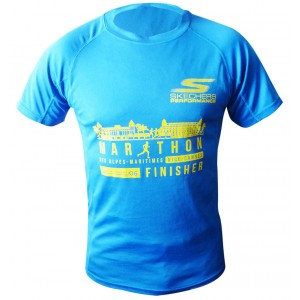 TEE SHIRT TECHNIQUE RUNNING MONTE CARLO PUBLICITAIRE