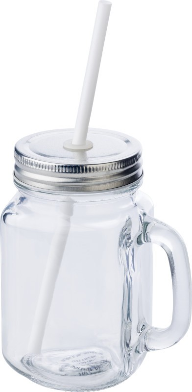 MUG GOBELET POT BOCAL MASON JAR CINDY
