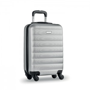 VALISE TROLLEY COQUE RIGIDE BUDAPEST PUBLICITAIRE
