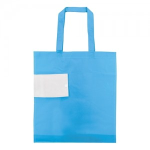 SAC SHOPPING PLIABLE ROCKY PUBLICITAIRE