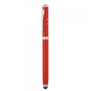 STYLO STYLET 4 FONCTIONS MULTIFONCTIONS HARRY PUBLICITAIRE