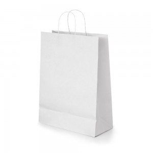 SAC PAPIER KRAFT EUROPE CABAZON PUBLICITAIRE